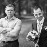 Жених и папа невесты :: Anna Lesnikova