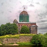Ремонт Выборгского замка :: Сергей
