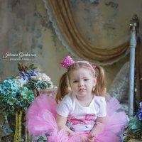 Принцесса на горошине :: Юлианна Гарден