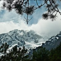 Снежные вершины :: Надежда