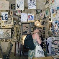 Яффо: Художественный магазин - салон :: Aleks Ben Israel