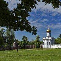 церковь Пимена Угрешского :: Владимир Иванов