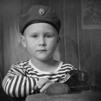 мечта мальчишки :: Ирина Хохлакова