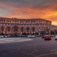 Армения. Ереван. Площадь Республики :: Борис Гольдберг