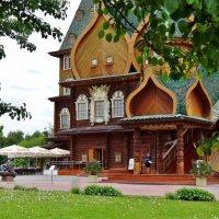 дворец царя Алексея Михайловича :: Валентина. .