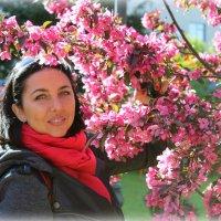 что-то очень красивоцветущее :: Galina Belugina