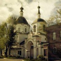 Церковь Донской Богоматери :: Сергей Шруба