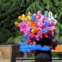 Воздушные шарики :: Наталья (D.Nat@lia) Джикидзе (Берёзина)
