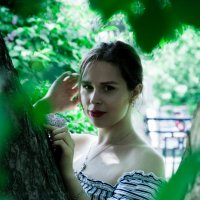 Женя :: Юлия Красноперова