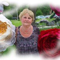 Цветочный портрет... :: Tatiana Markova
