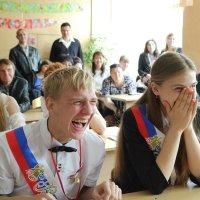 Как я выглядел в первом классе... :: Пётр Четвериков