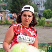 Жаркий рабочий день очень выматывает :: Tanyana Zholobova