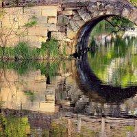 мост гатчинкого парка :: Валерия Яскович