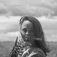 В поле.. :: Виктория Кузьмичёва