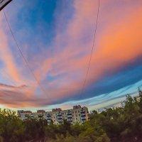 Закат над Москвой :: Игорь Герман