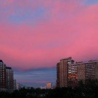 ЗАКАТ СЕГОДНЯ ВЕЧЕРОМ :: Лара Симонова