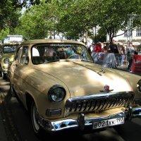 Фестиваль ретро автомобилей в Берлине :: spm62 Baiakhcheva Svetlana