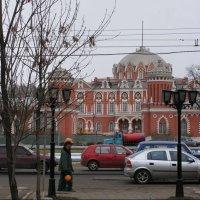 Путевой дворец (в 2007) :: Анна Воробьева