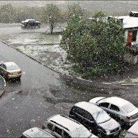 Зима в июне... :: Кай-8 (Ярослав) Забелин
