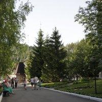 Курорт Белокуриха :: Олег Афанасьевич Сергеев