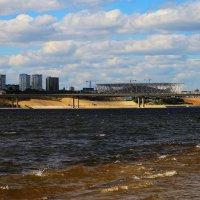 река Волга :: Павел Чернов