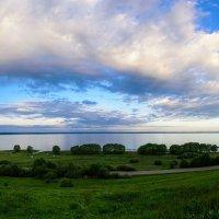 Плещеево озеро на рассвете :: Сергей