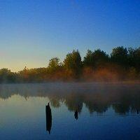 утро раннее... :: александр дмитриев