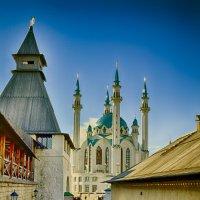 Вид на мечеть Кул-Шариф :: Иван .