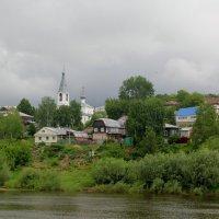 На Оке. г. Касимов. :: Сергей Крюков