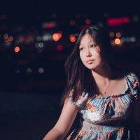 Ночной портрет :: Сергей Алексеев