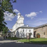 Великий Новгород. Софийская звонница. :: Виктор Орехов