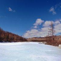 Весна в верховьях Иркута :: Анатолий Иргл