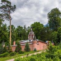 Церковь преподобного Саввы. :: Владимир Безбородов