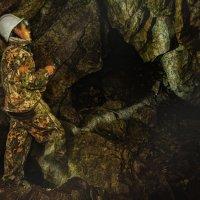Пещерный человек. :: Олег Окселенко