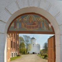 Староладожский Свято-Успенский девичий монастырь :: bajguz