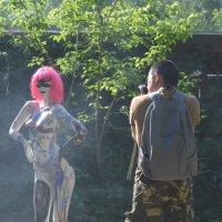 Фотограф и модель :: Savayr
