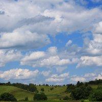 Под небом июня :: Татьяна Ломтева