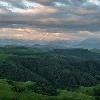 Утро на перевале Гум-Баши :: Аnatoly Gaponenko