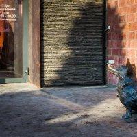 вход с собаками запрещён.. :: Станислав Пономарчук