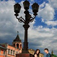 Денис и Юлия :: Аркадий Краснояров