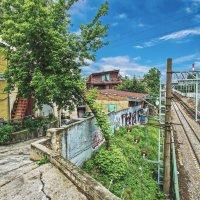 Владивосток, центр города :: Эдуард Куклин