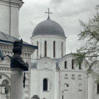 Колегиум и Борисоглебский собор. :: Андрий Майковский