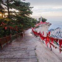 Гора Хуашань :: Дмитрий