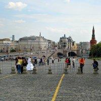 У красных стен Кремля... :: Андрей Головкин
