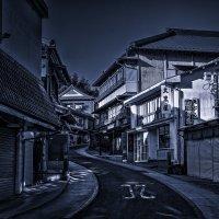 Токийская улочка :: Slava Hamamoto