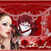 Роза :: Lyubov Zomova