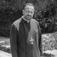 Армения. Священник :: Борис Гольдберг