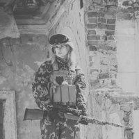 Снайпер :: Виталий Любицкий