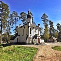 Смоленский скит Валаамского монастыря :: Елена Павлова (Смолова)