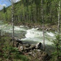 Неспокойная река :: Galaelina